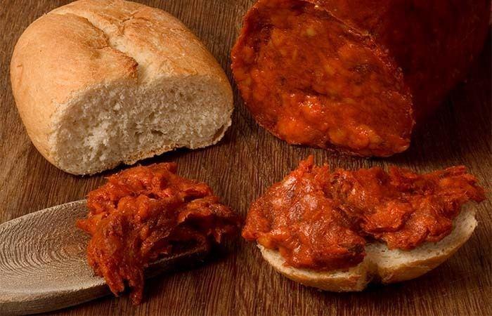 Sobrassada PeQu GourmetPeQu Iberian AcornFed Pure Double Roasted Pork Sausage