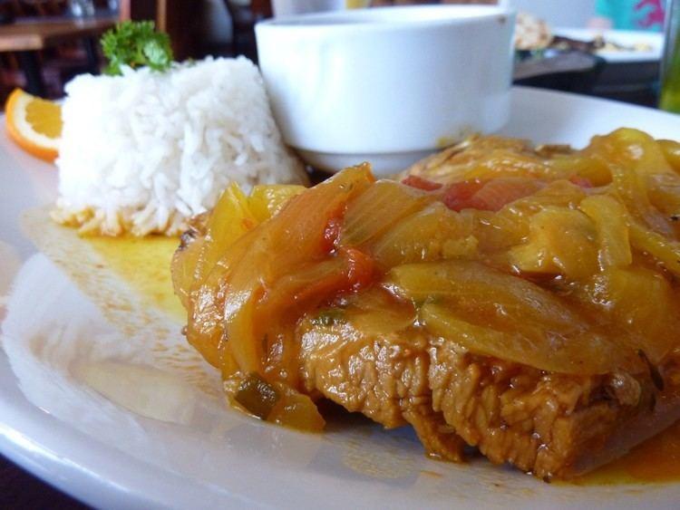 Sobrebarriga Squid Ink Food Fight Meet Your Meat Columbian Favorite