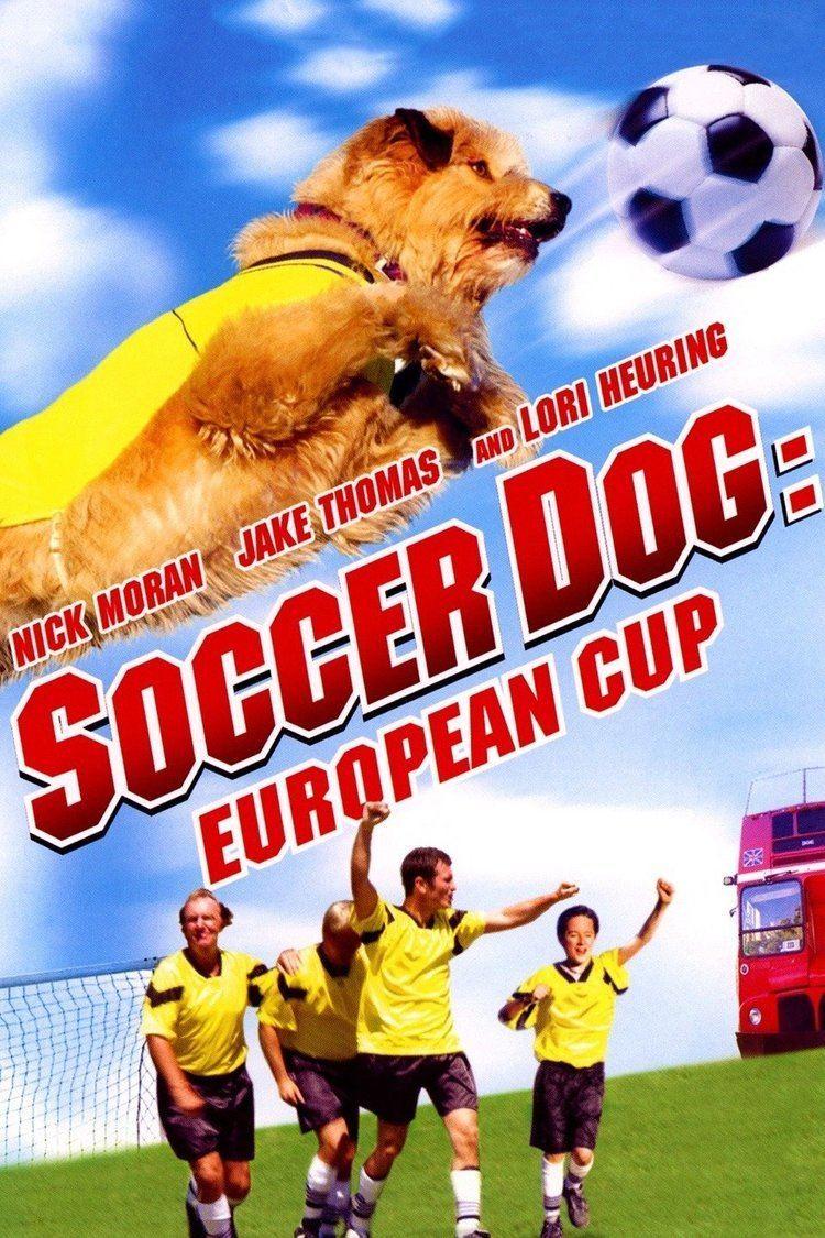 Soccer Dog: European Cup wwwgstaticcomtvthumbmovieposters34913p34913