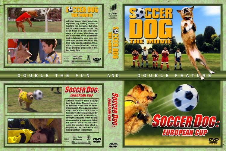 Soccer Dog: The Movie Soccer Dog The Movie Soccer Dog European Cup Double Feature