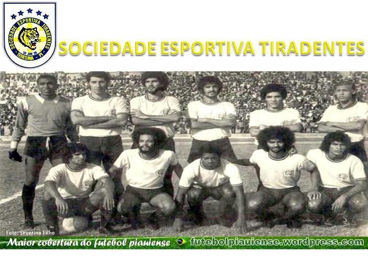 Sociedade Esportiva Tiradentes S E Tiradentes Futebol Piauiense a maior cobertura
