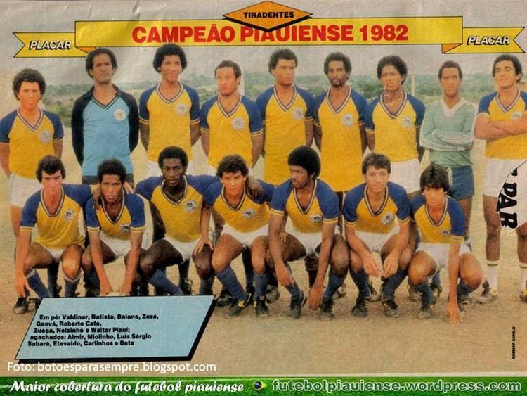 Sociedade Esportiva Tiradentes SOCIEDADE ESPORTIVA TIRADENTES O LENDRIO TIGRO Futebol
