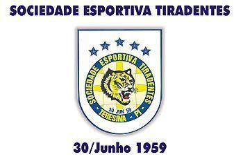 Sociedade Esportiva Tiradentes Jotta Rocha Reprter SOCIEDADE ESPORTIVA TIRADENTES VACNCIA DE