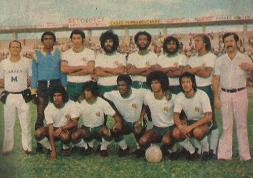 Sociedade Esportiva Tiradentes Site do Buim O Campeonato Piauiense de 1974