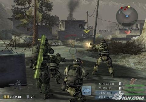 SOCOM: U.S. Navy SEALs Combined Assault PreE3 2006 SOCOM Handson with Combined Assault IGN