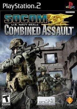 SOCOM: U.S. Navy SEALs Combined Assault httpsuploadwikimediaorgwikipediaenthumb3