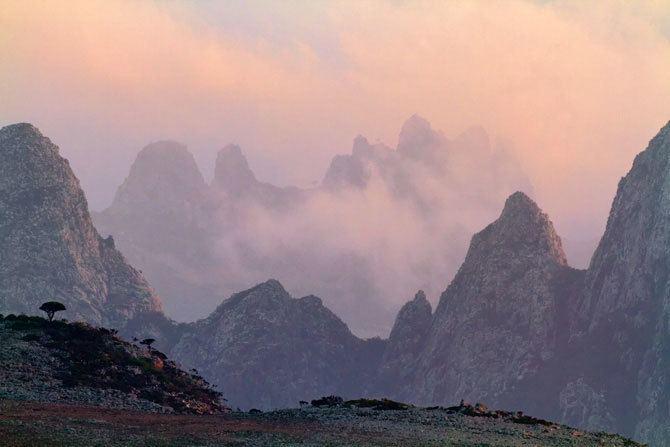 Socotra Beautiful Landscapes of Socotra