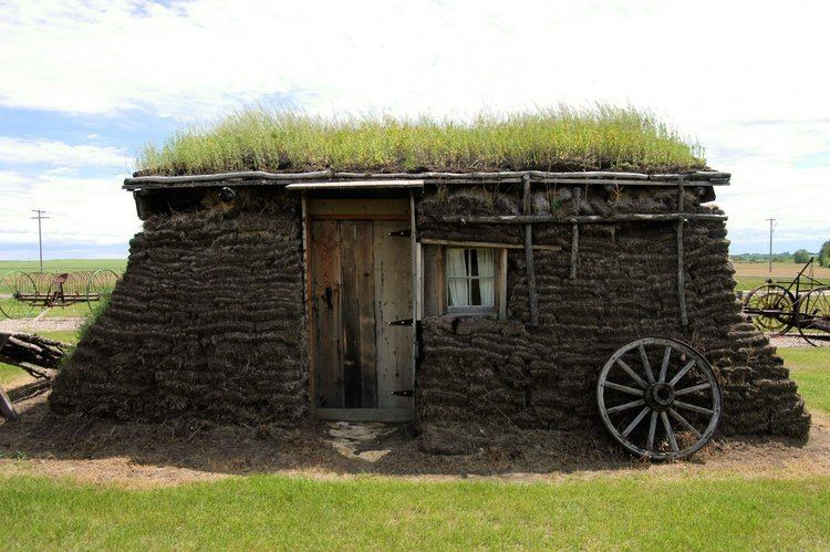 Sod house A Guide to Building Your Own House With Sod SOS