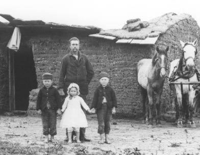 Sod house OurStory Activities Life in a Sod House More Information