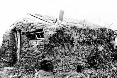 Sod house Sod House Native Indian Tribes and American Homesteaders