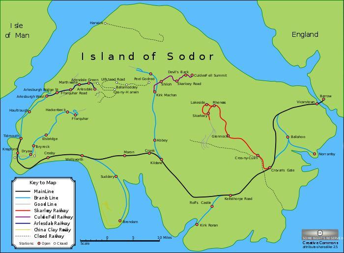 Sodor (fictional island) Sodor fictional island Wikiwand