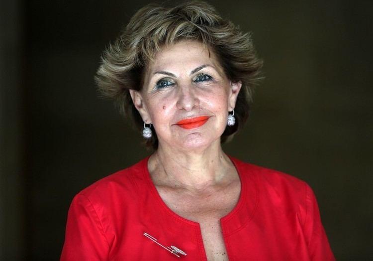 Sofa Landver Plan to add Ukrainians to French aliya program draws