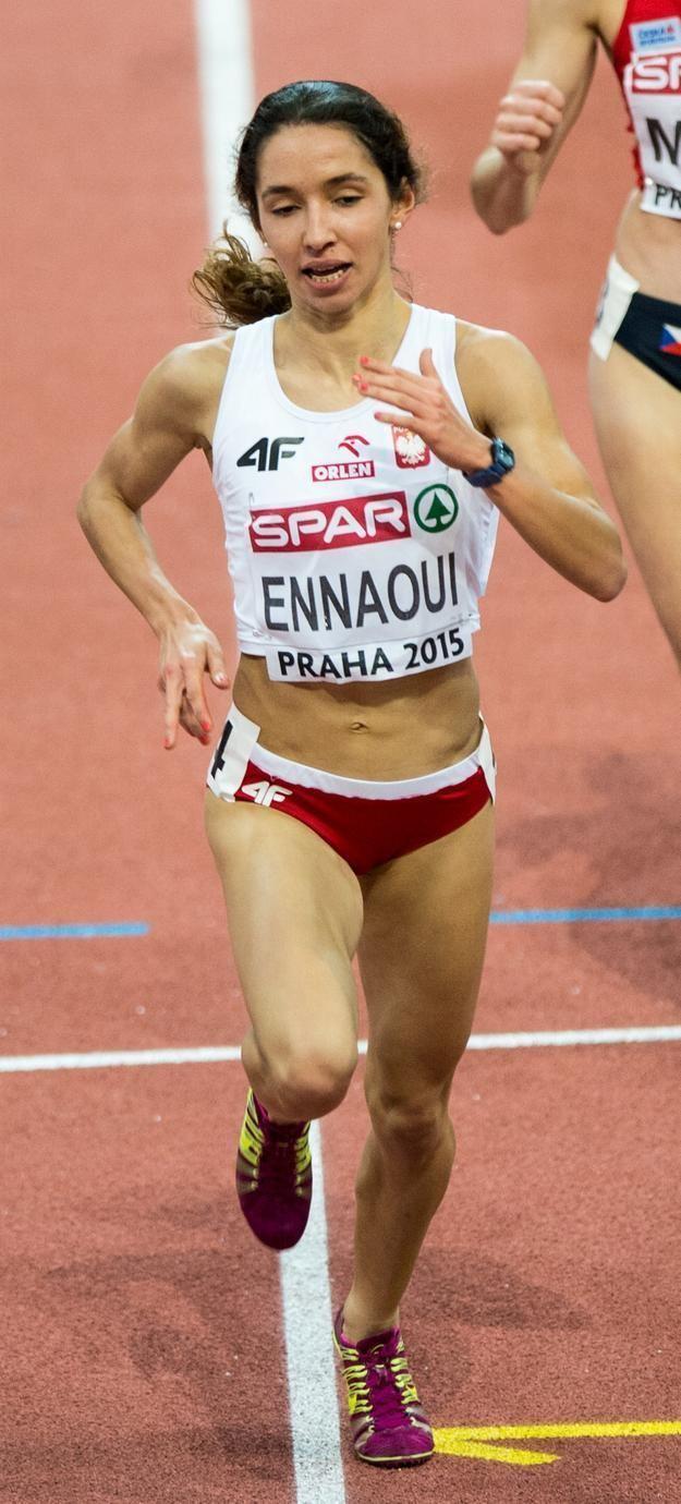 Sofia Ennaoui Sofia Ennaoui Jest chrzecijank biega dla Polski SEpl