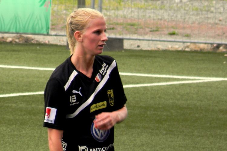 Sofia Jakobsson Classify Female Footballer Sofia Jakobsson