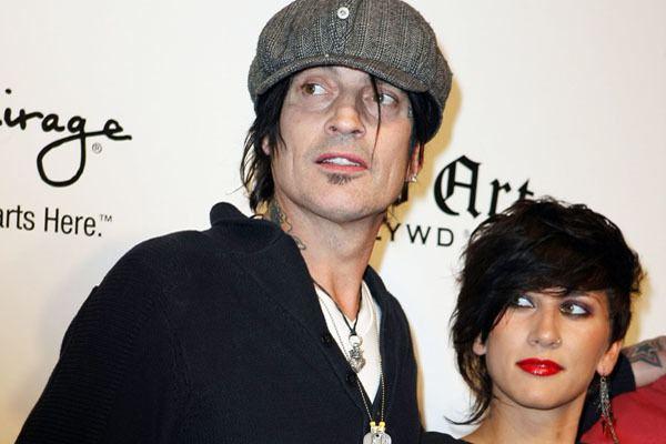 Sofia Toufa Tommy Lee engaged to singer girlfriend Sofia Toufa