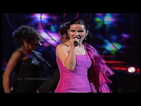 Sofia Vitória Eurovision 2004 Semi Final 07 Portugal Sofia Vitria Foi Magia