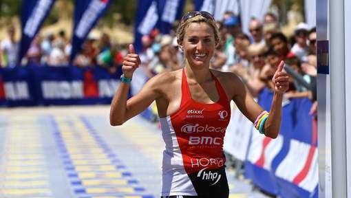 Sofie Goos Sofie Goos na Ironman Florianopolis quotNatuurlijk had ik