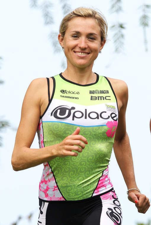 Sofie Goos Antwerpse Sofie Goos wint Ironman 703 in Texas HLNbe