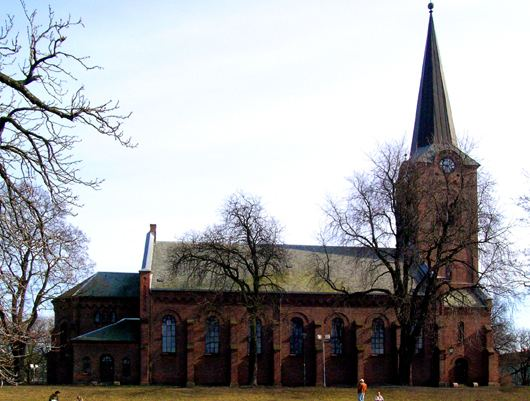 Sofienberg Church