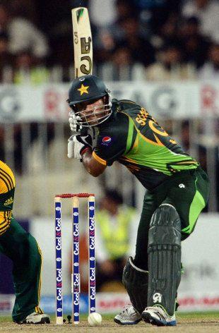 Sohaib Maqsood makes it despite brittle body Cricket ESPN Cricinfo