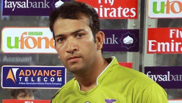 Sohaib Maqsood (Cricketer)