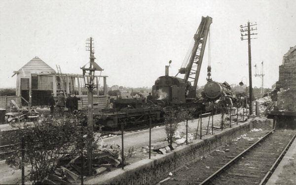 Soham rail disaster Soham Railway Disaster 2nd June 1944