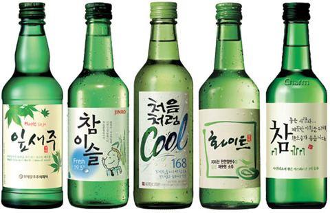Soju Jang Keun Suk reveals his secret quotSoju Dietquot