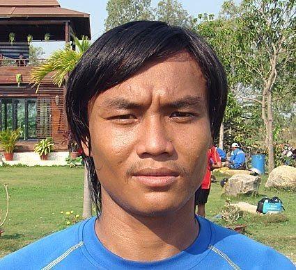 Sok Pheng (footballer) Kingdom of football Sok Pheng