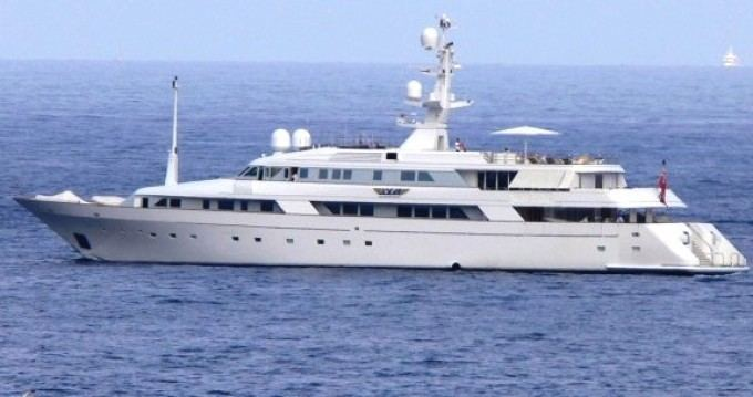 Sokar (yacht) The 647m Motor Yacht SOKAR by Codecasa Charter World Luxury Yacht