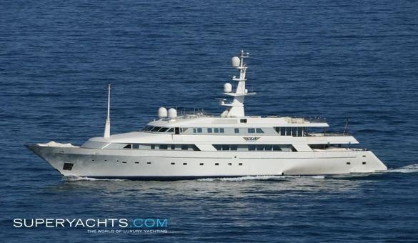 Sokar (yacht) Sokar Codecasa Motor Yacht superyachtscom