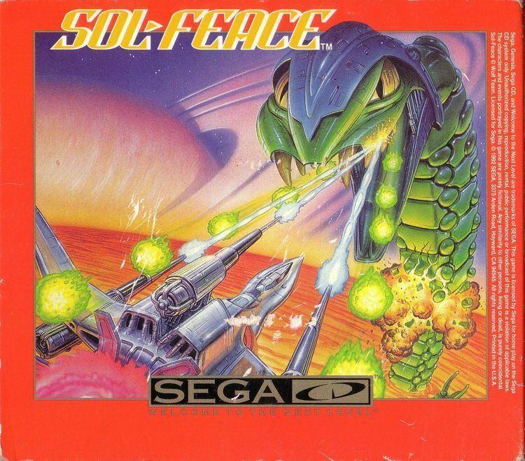 Sol-Feace SolFeace U ISO lt SegaCD ISOs Emuparadise