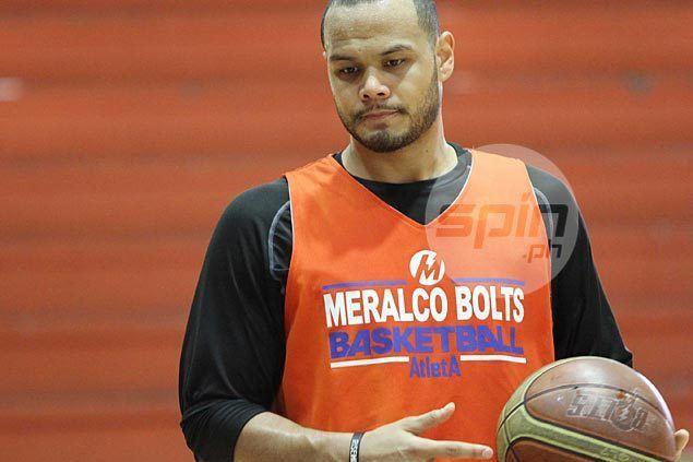 Sol Mercado Bolts star Mercado admits he39s headed for Globalport at