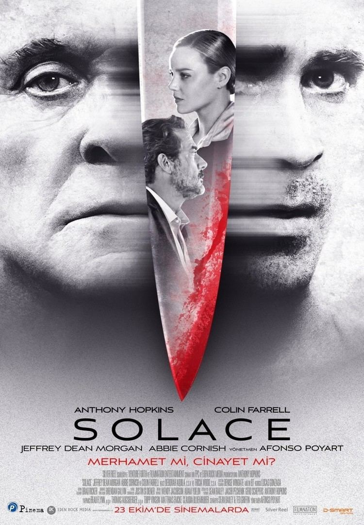 Solace (2015 film) Solace DVD Release Date March 14 2017