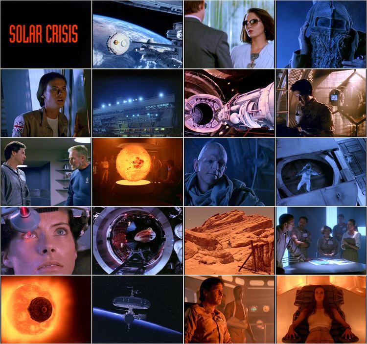 Solar Crisis (film) When Twilight Falls on NGC 891 Solar Crisis 1990