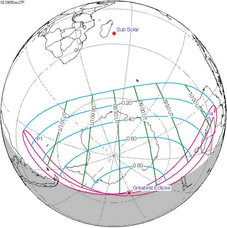 Solar eclipse of December 27, 2065