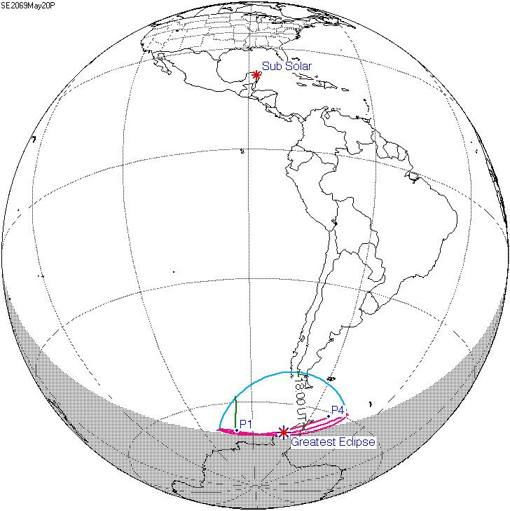 Solar eclipse of May 20, 2069