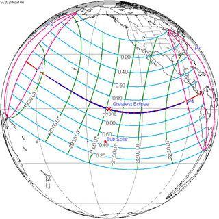 Solar eclipse of November 14, 2031 httpsuploadwikimediaorgwikipediacommonsthu