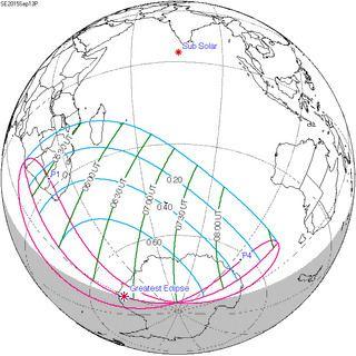 Solar eclipse of September 13, 2015 httpsuploadwikimediaorgwikipediacommonsthu