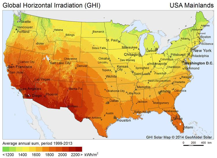 Solar power in West Virginia