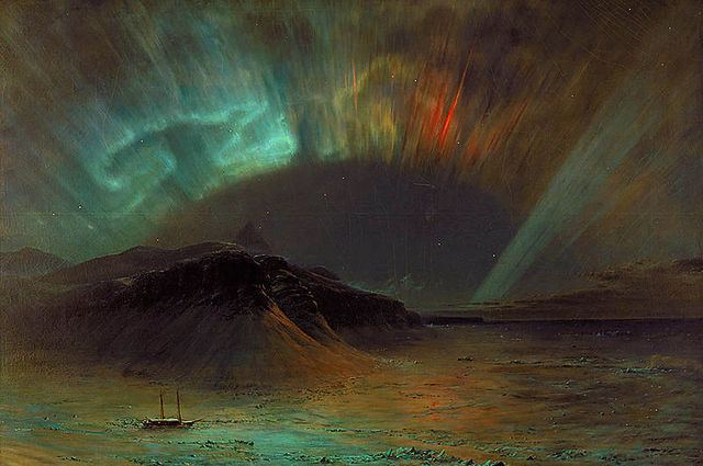 Solar storm of 1859 185939s Great Auroral Stormthe week the Sun touched the earth