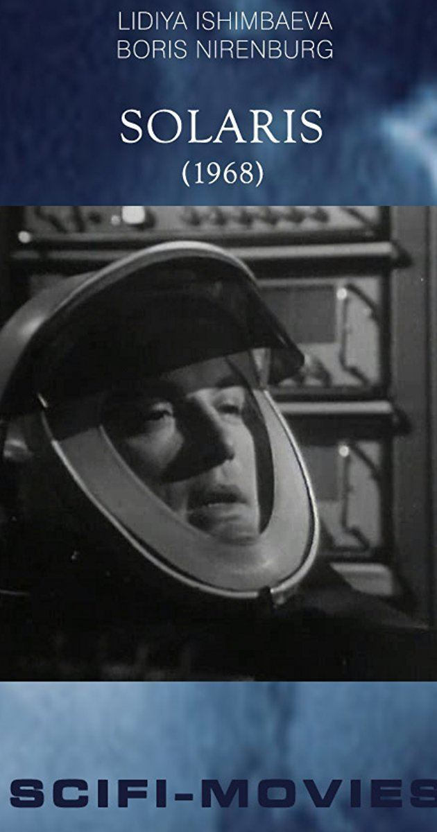 Solaris (1968 film) Solyaris TV Movie 1968 IMDb