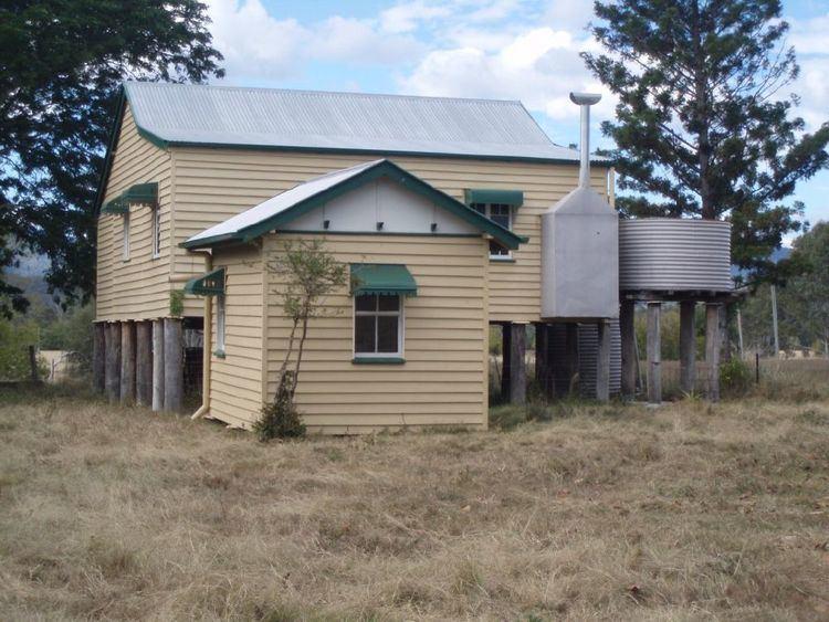 Soldier Settler House, Ubobo