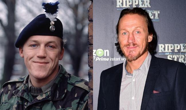 Soldier Soldier Soldier Soldier Where are the cast of ITV39s 90s drama now BT