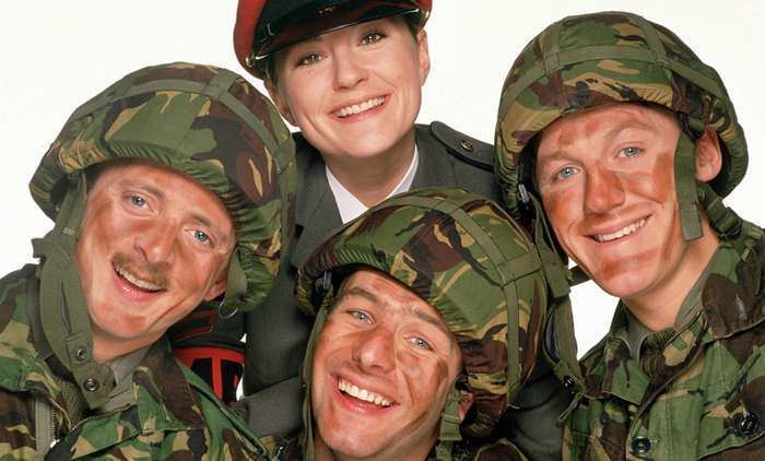 Soldier Soldier Soldier Soldier Series and Episode Guides TV from RadioTimes