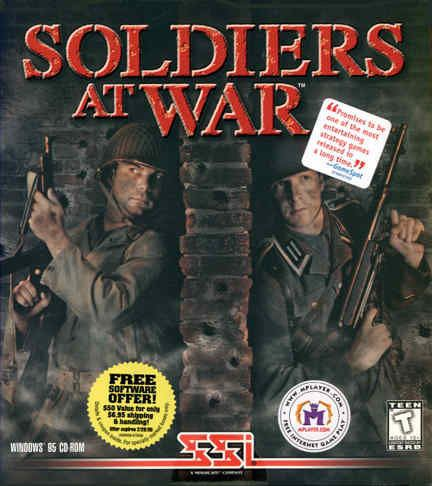 Soldiers at War wwwmobygamescomimagescoversl3181soldiersat