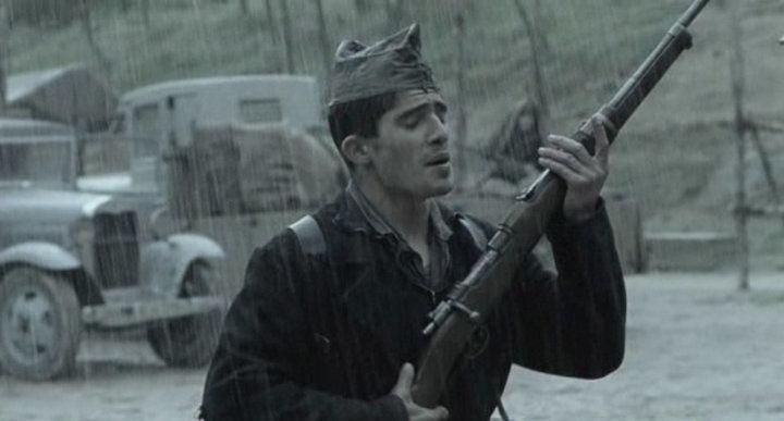Soldiers of Salamina (film) IMCDborg 1931 Ford Model AA in Soldados de Salamina 2003