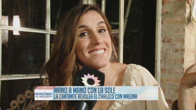 Soledad Pastorutti La tenas as Soledad Pastorutti revel su insulto ms recurrente