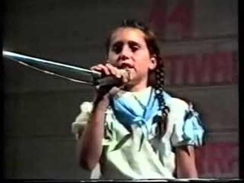 Soledad Pastorutti Los comienzos de Soledad Pastorutti YouTube