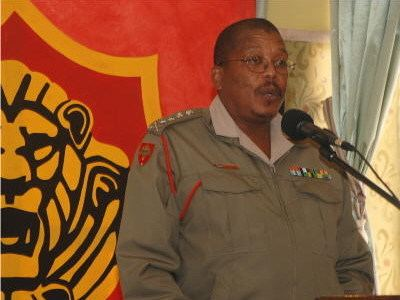 Solly Shoke New Chief for the SA National Defence Force Africa