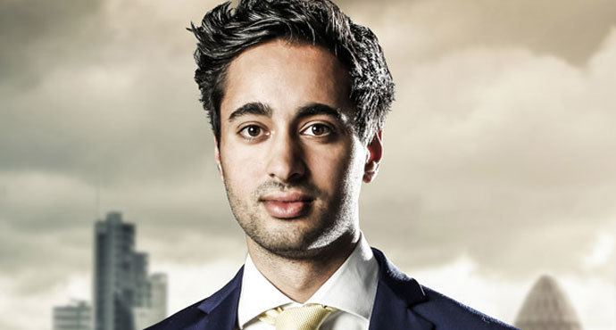 Solomon Akhtar Exeter graduate enters Lord Sugar39s boardroom in The